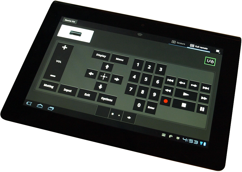 Sony Tablet S Android Slate Review