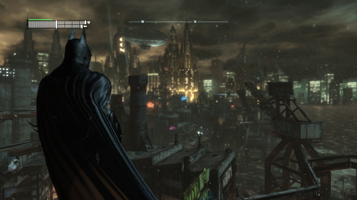 Batman Arkham City Review, DX11 Explored