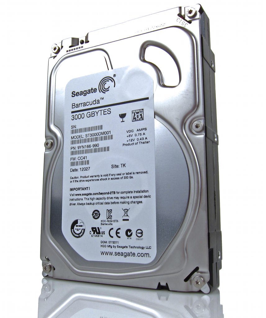 Seagate Barracuda 3TB 7200RPM HD Review