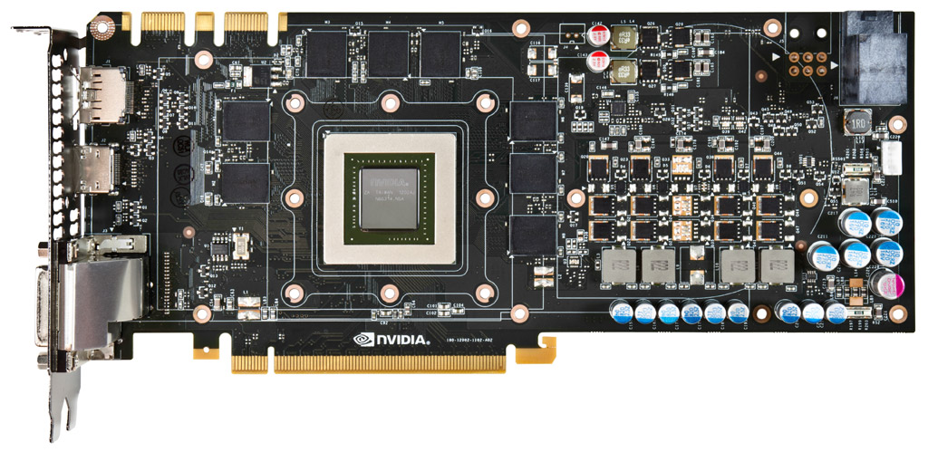 NVIDIA GeForce GTX 680 Review: Kepler Debuts