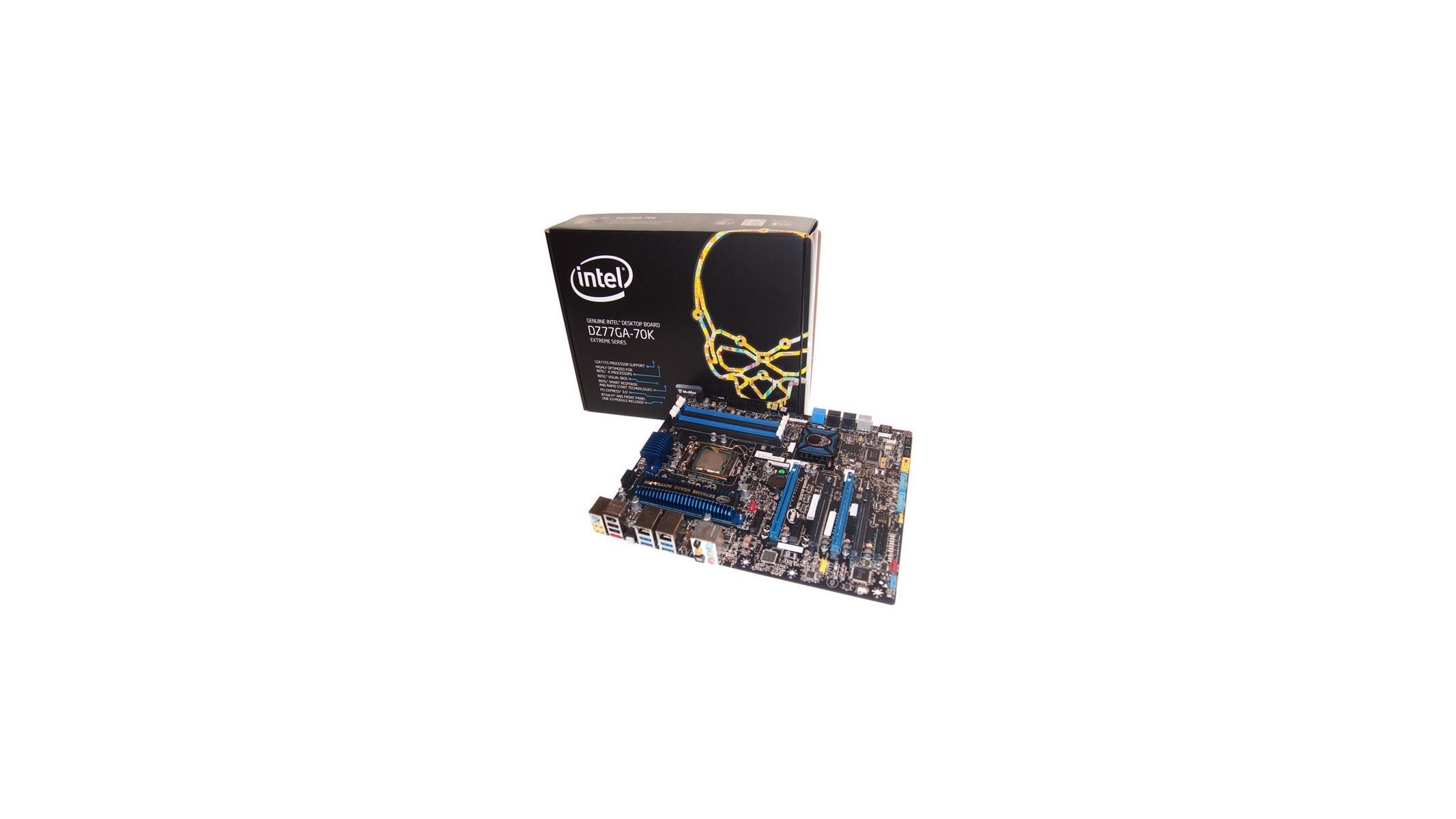 Z77 Motherboard Round-Up: MSI, ASUS, Gigabyte, Intel