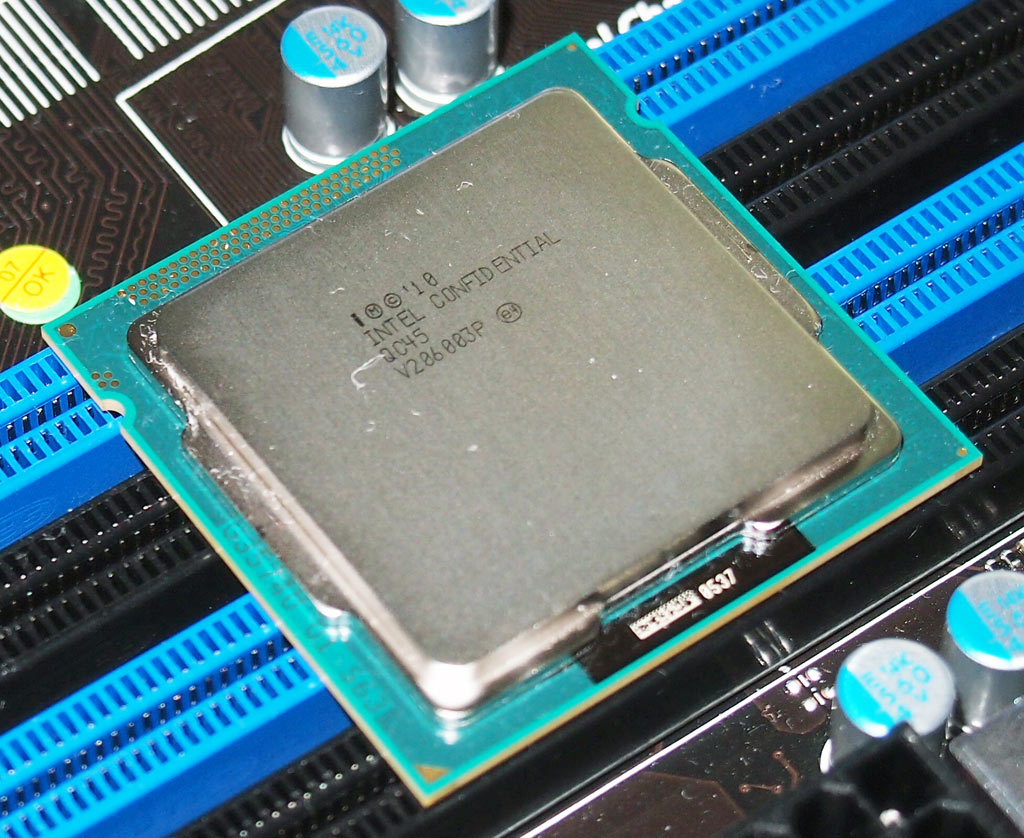Intel Core i7-3770K Ivy Bridge Processor Review