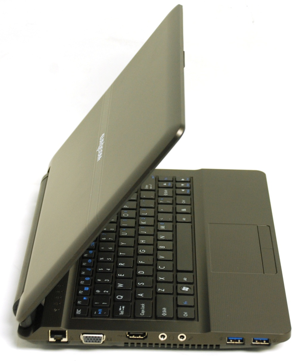 "Eurocom Monster 1.0 11.6"" Gaming Notebook Review"