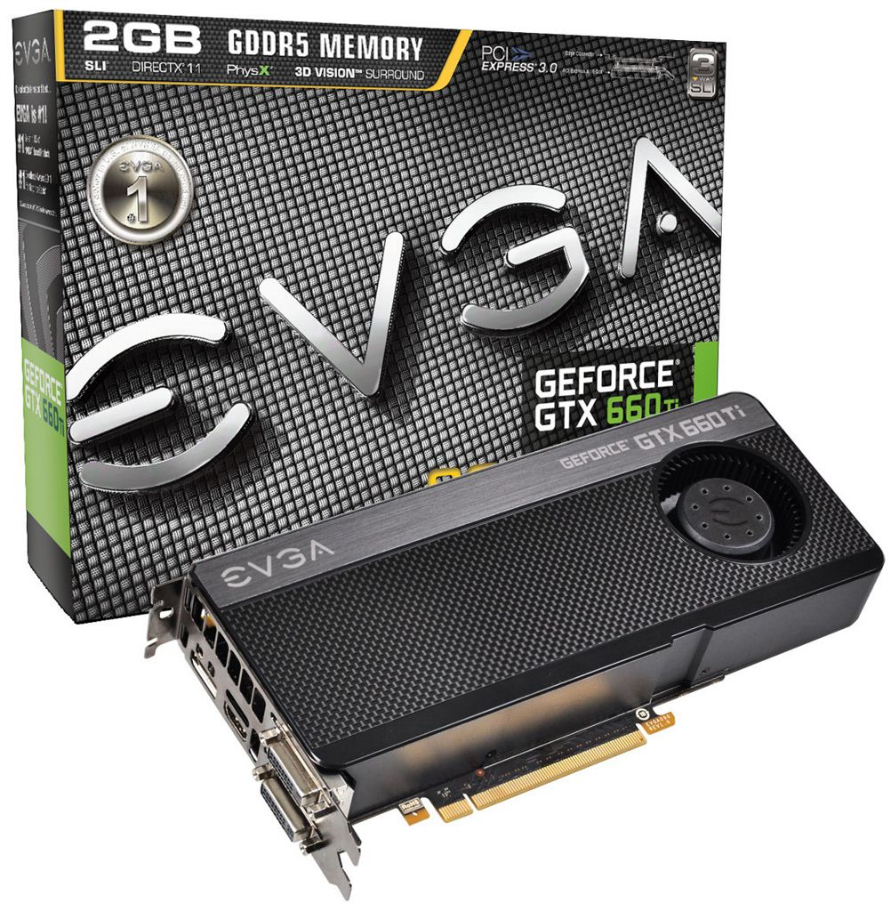 NVIDIA GeForce GTX 660 Ti Round-Up Review