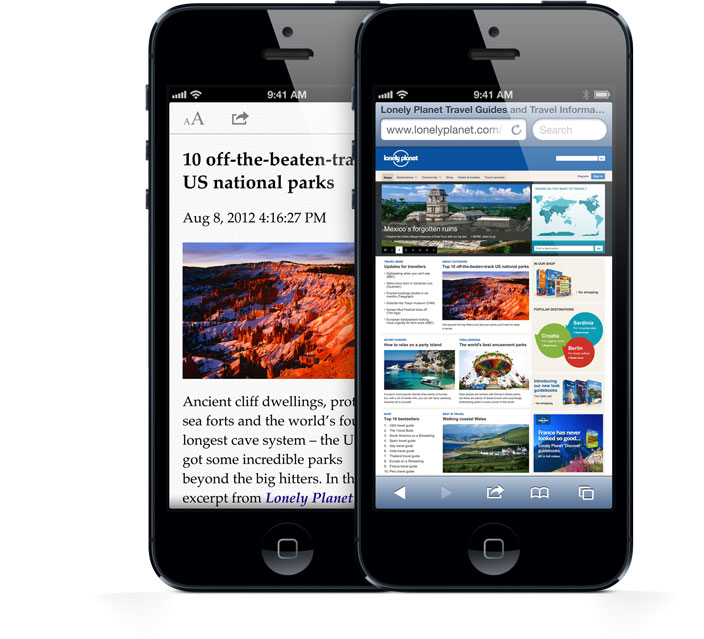Apple iOS 6: Maps Mayhem and What's New