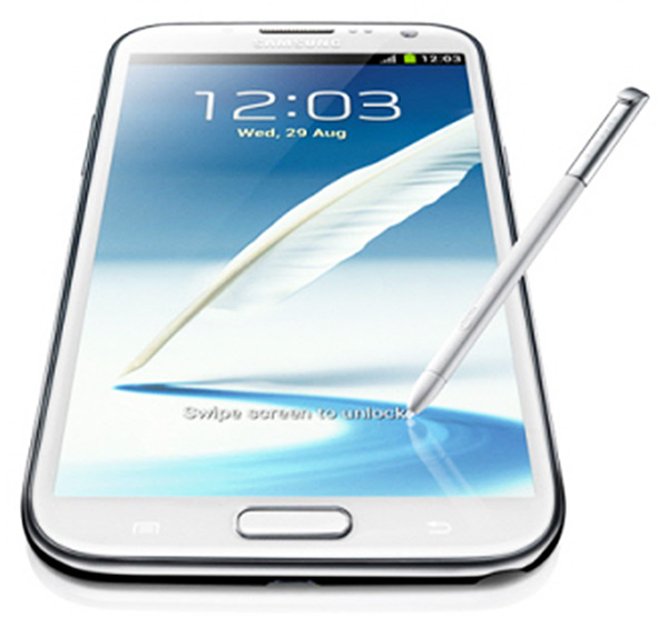 Samsung Galaxy Note II Smartphone Review