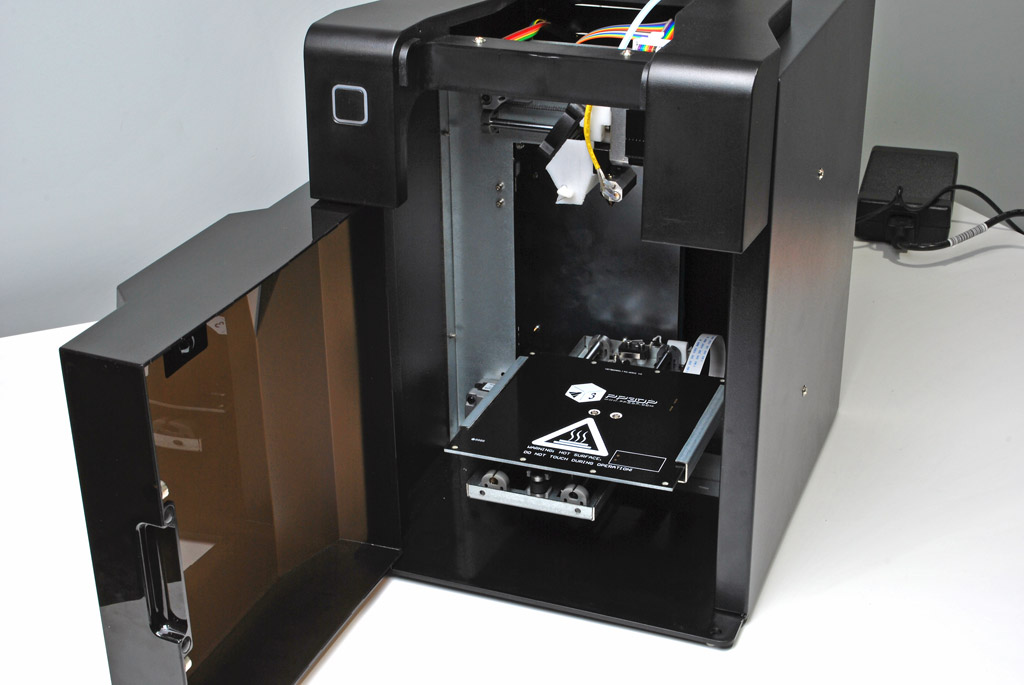 3D Printer Round-up: Cube 3D, Up! and Solidoodle