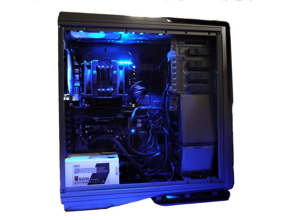 NZXT Phantom 820 Full Tower Case Review