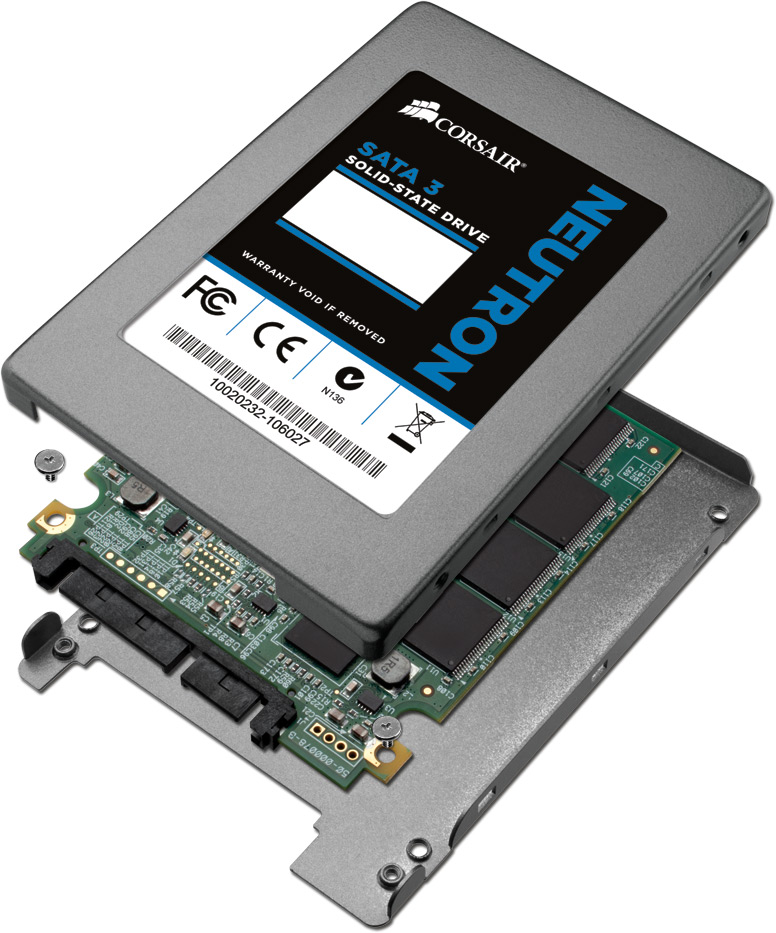 Corsair Neutron SATA III SSD Review