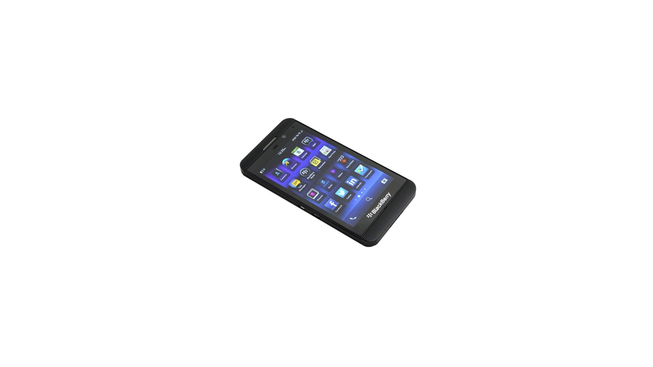 Reinventing BlackBerry: BlackBerry Z10 Review | HotHardware