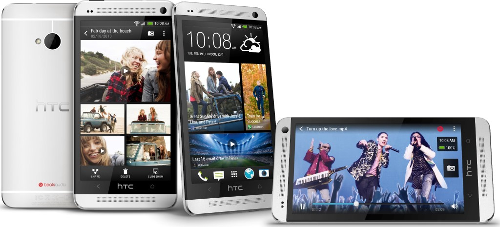 HTC One Smartphone Review: Android Empowered