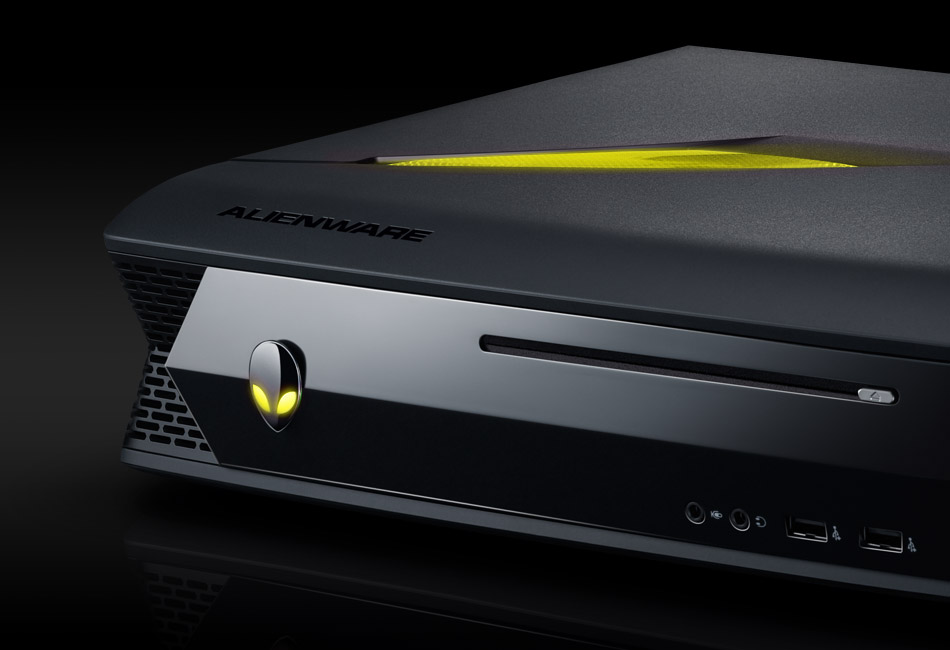 Alienware X51 R2 Small Form Factor Game PC, Haswell-Infused