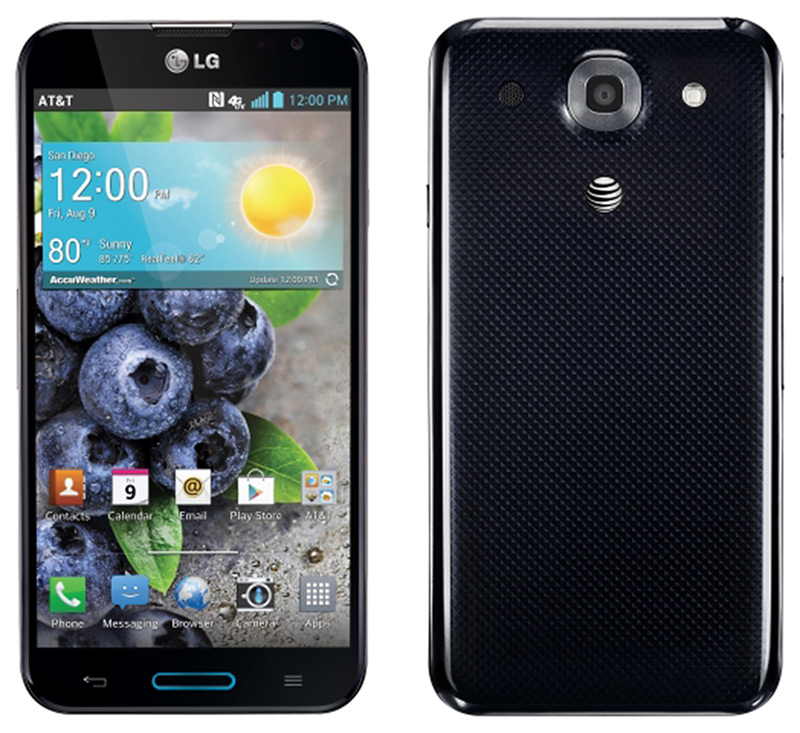 LG Optimus G Pro from AT&T Review