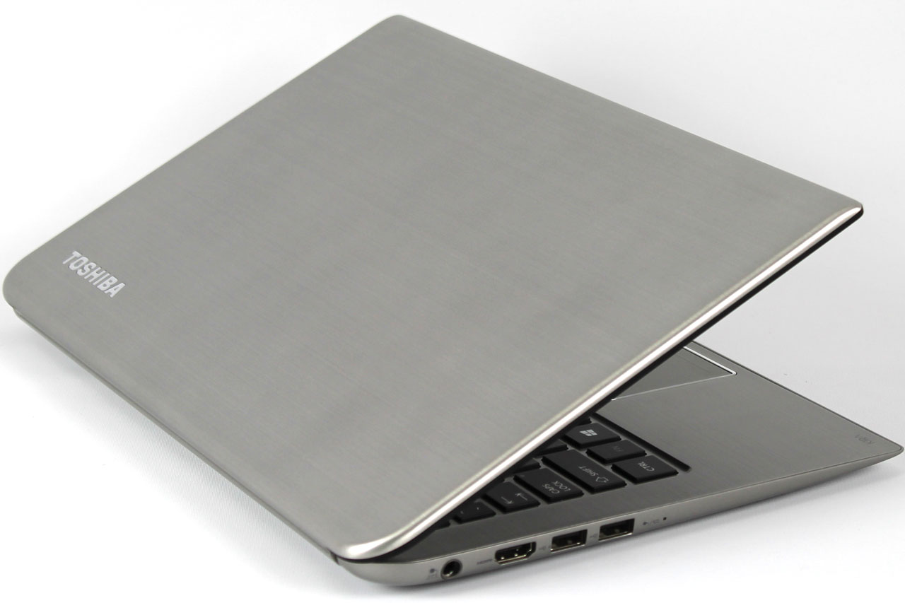 Toshiba KIRAbook High Resolution Ultrabook