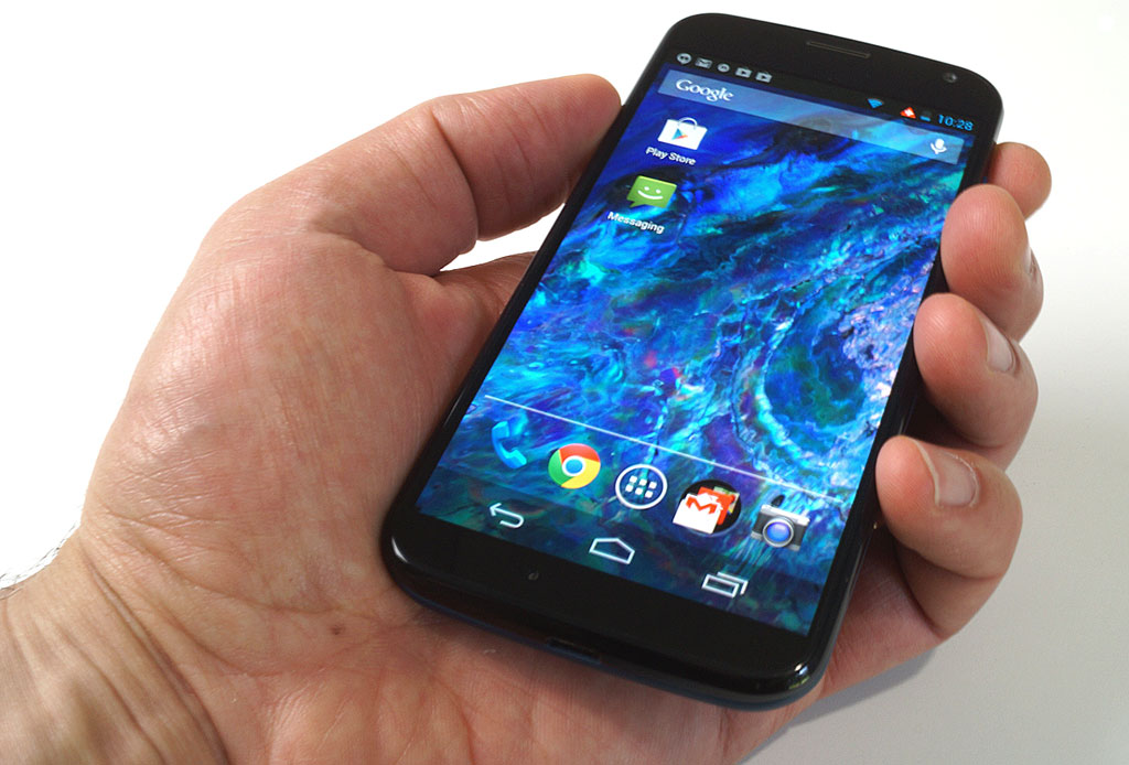 Android Refined: Moto X Smartphone Review