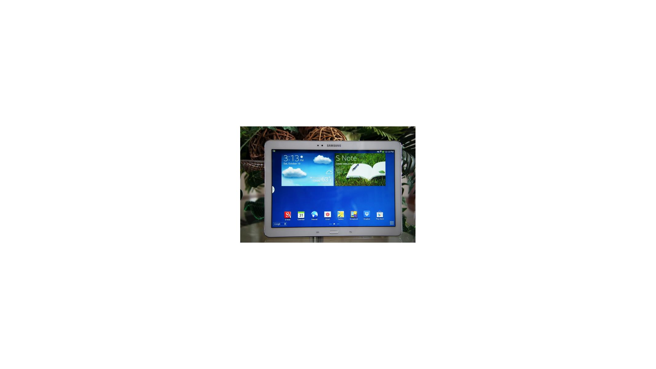 Samsung Galaxy Note 10 1 2014 Edition Tablet Review | HotHardware