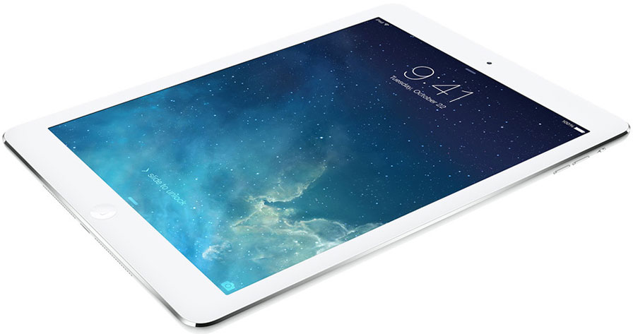 A Grounded Evaluation Of The iPad Air