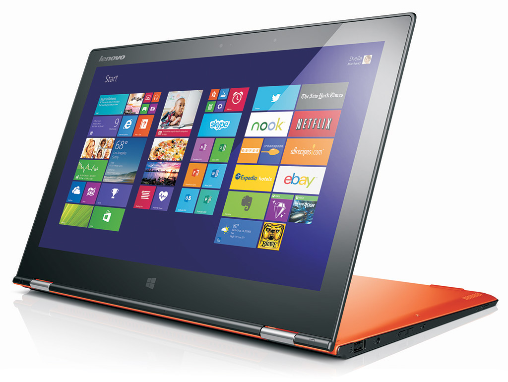 Lenovo Yoga 2 Pro Ultrabook Review