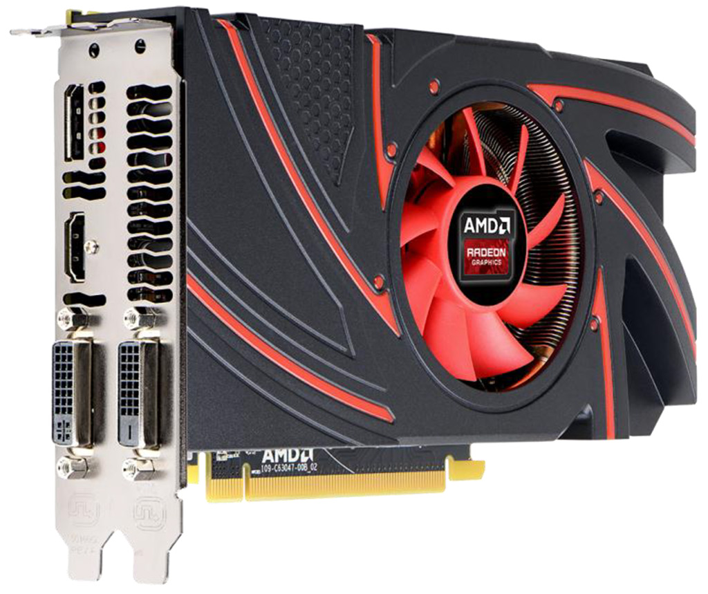 AMD Radeon R7 265 Mainstream GPU Review