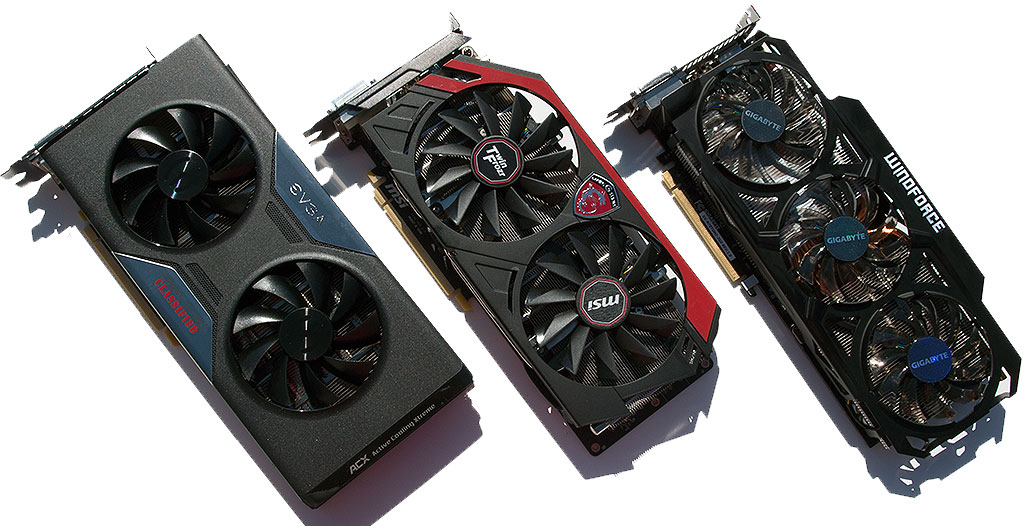 GeForce GTX 780 Ti Round Up: EVGA, Gigabyte, MSI