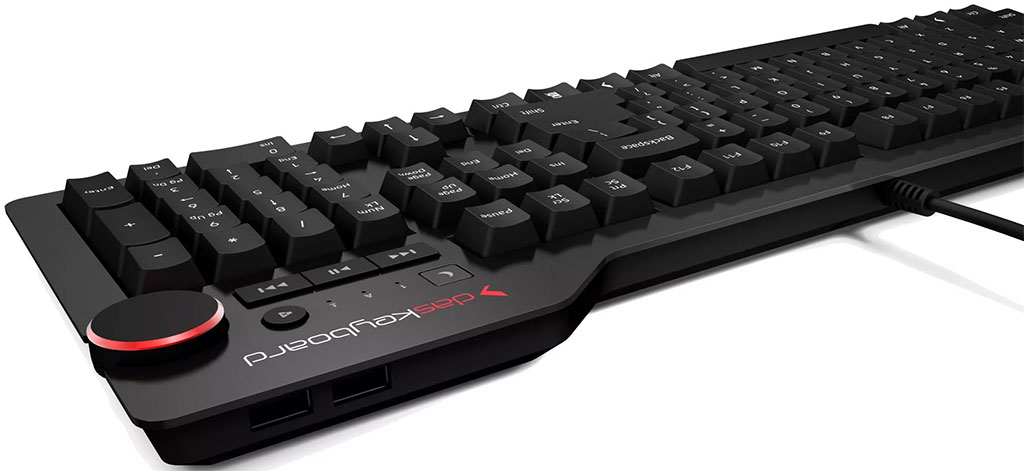 Das Keyboard 4 Pro: Cherry MX Flavored Typing