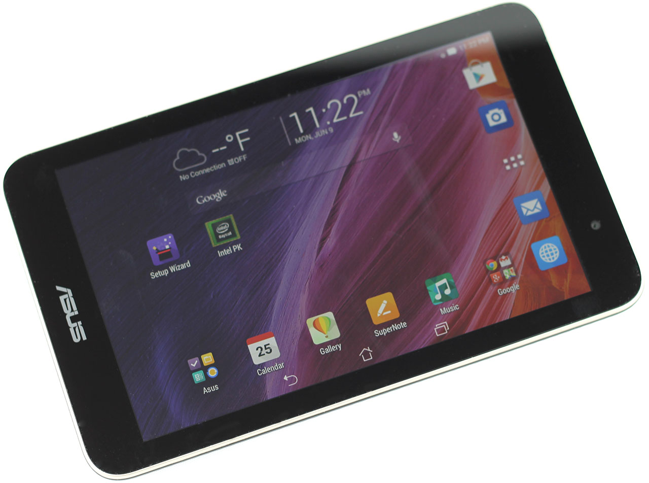 ASUS MeMO Pad 7 Review: Intel Bay Trail Inside