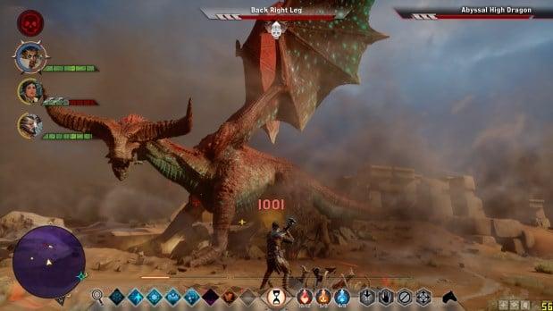 Abyssal Dragon