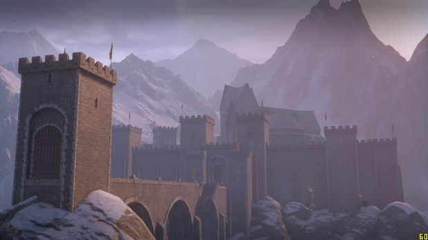 Skyhold Inquisition