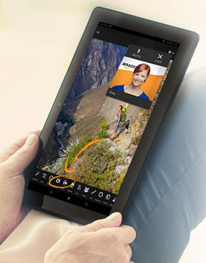 Amazon Fire HDX 8.9 Stock