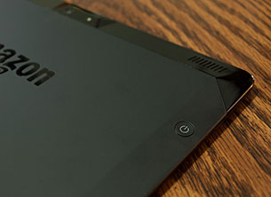 Amazon Fire HDX 8.9 Power Button
