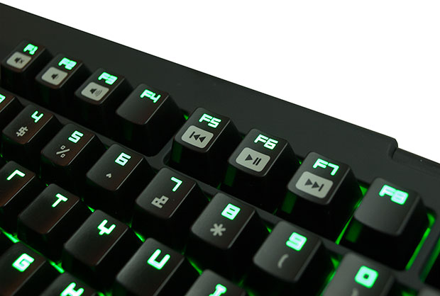 Razer BlackWidow Ultimate Function Keys