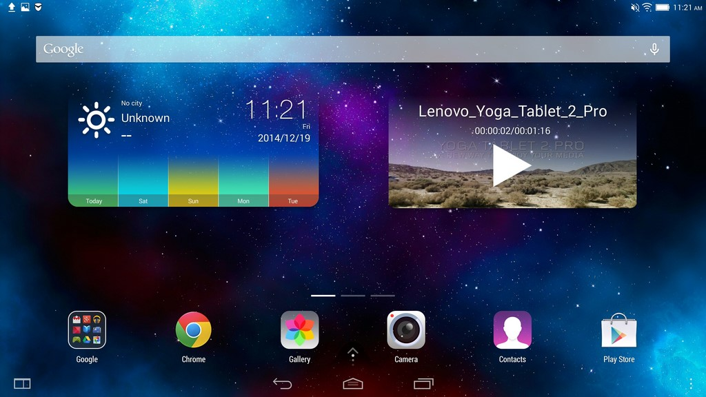 Lenovo YOGA Tablet 2 Pro With Built-In Projector Review ...