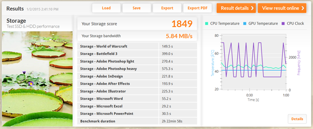 alpha pcm8 storage