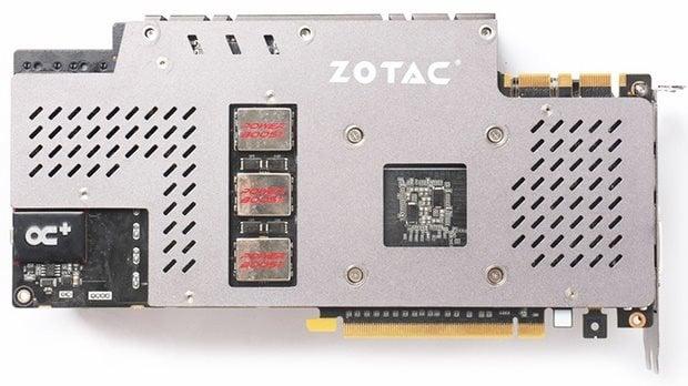 Zotac GeForce GTX 980 AMP! Omgea