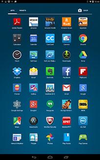 Dell Venue 8 7000 Screenie 3