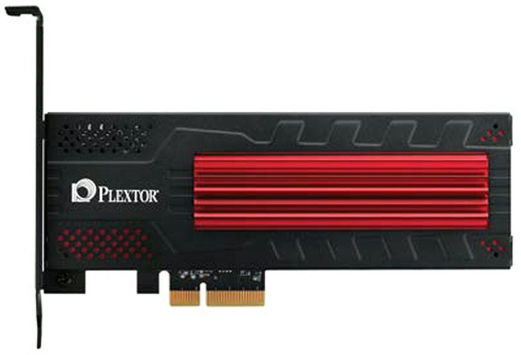 Plextor M6e Black Edition PCI Express SSD Review, M.2 In The Slot