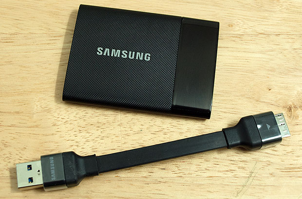 Samsung Portable SSD T1 Cable