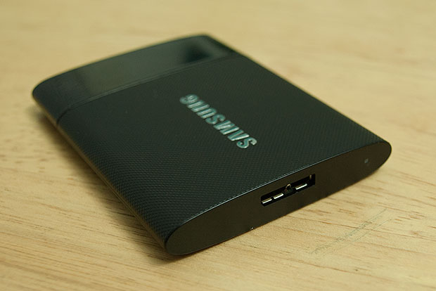Samsung Portable SSD T1 Port