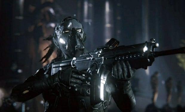 Unreal Engine 4 - Infiltrator Demo