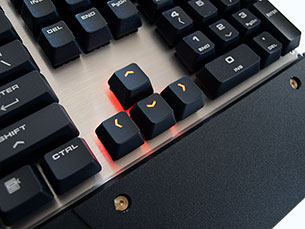 Cougar 600K Arrow Keys