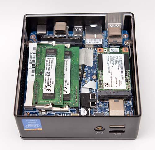 Gigabyte Brix S BXi7H-5500 Broadwell Mini PC Review - Page 3