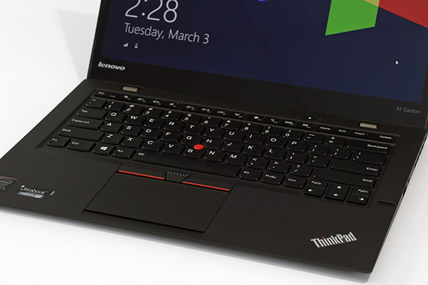 ThinkPad X1 Carbon Keyboard