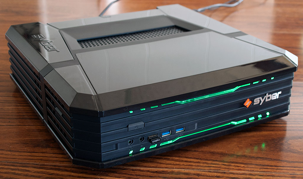 CyberPower Syber Vapor PC Gaming Console Review