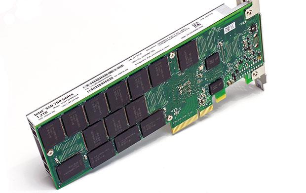 Intel SSD 750 12TB