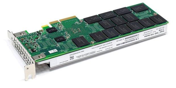 Intel SSD 750 3