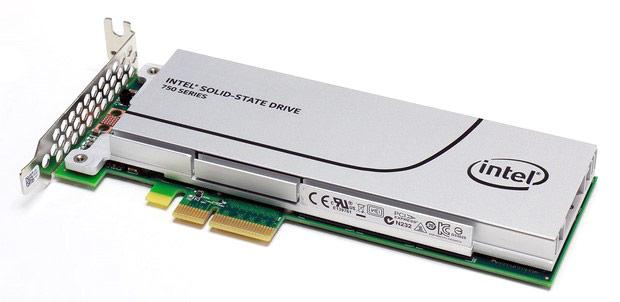 Intel SSD 750 5