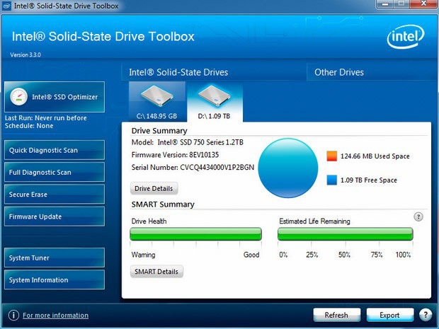 SSD Toolbox