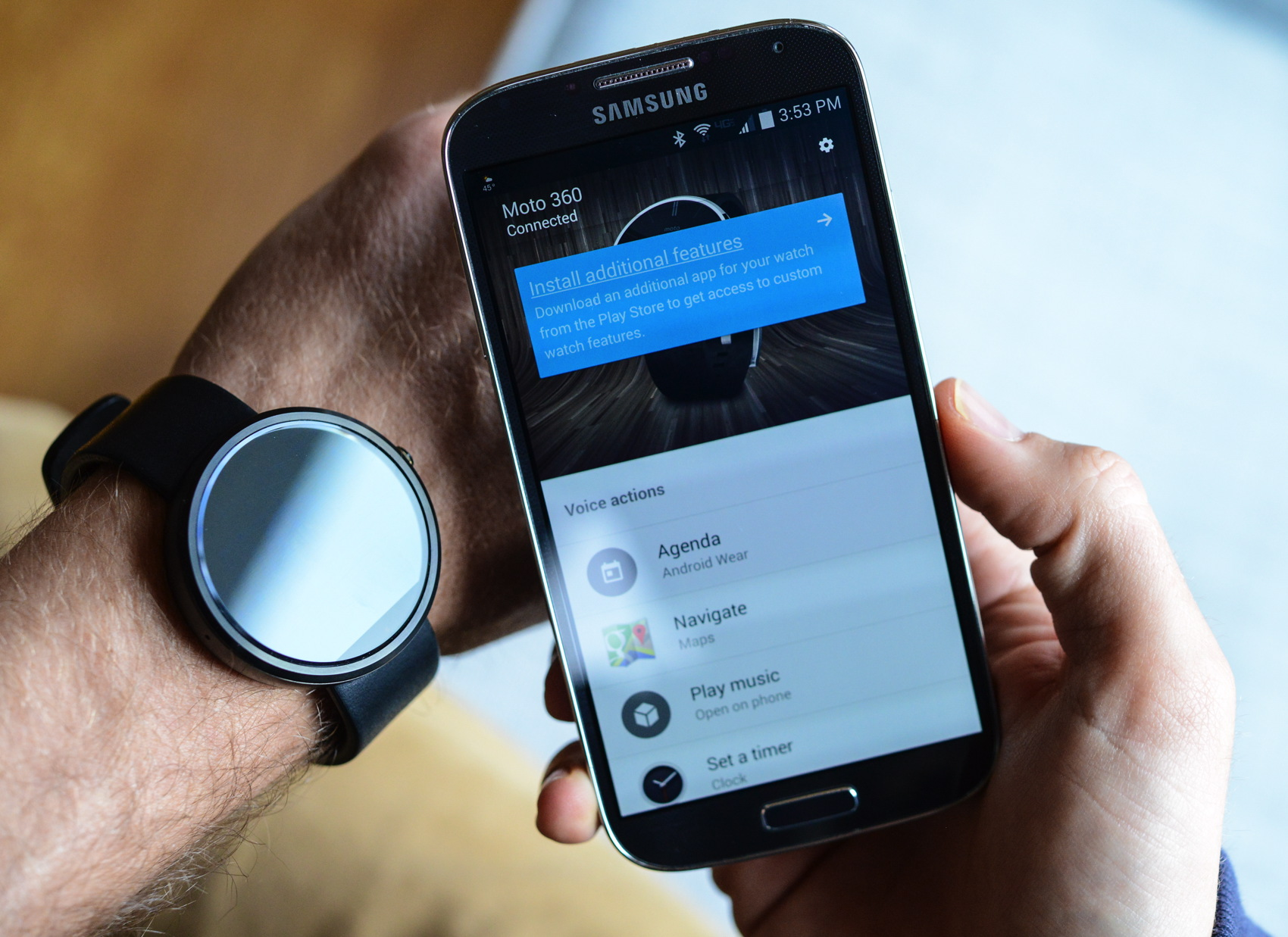 Moto 360 Review: Android Wear-Powered Time Piece