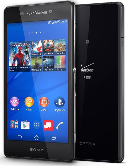 Sony Z3v