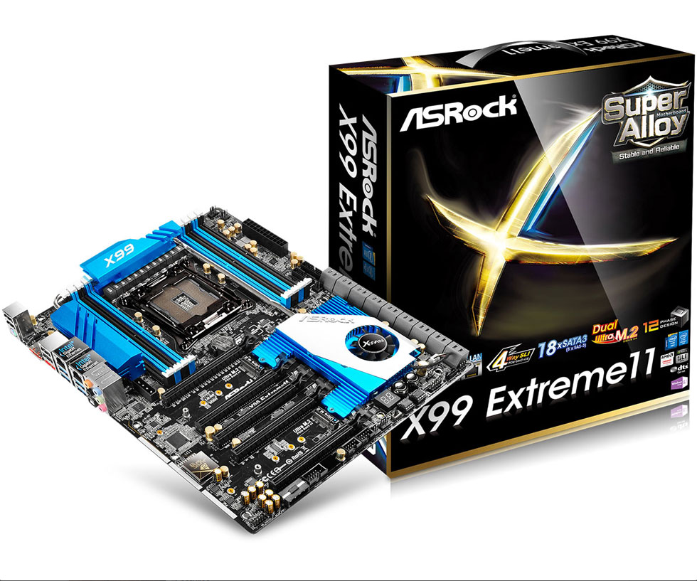 ASRock X99 Extreme 11 Review: The Most Extreme X99 Motherboard?